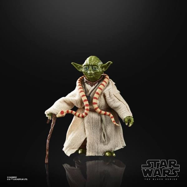 Star Wars Black Series Akciófigura - Yoda 40th Anniversary
