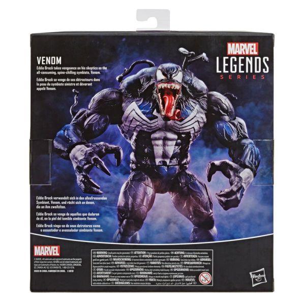x_hase9657 Marvel Legends Akciófigura - Venom BAF Ver. 20 cm