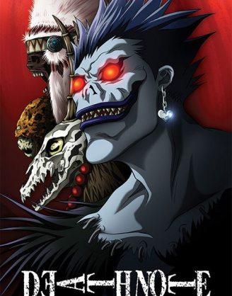 Death Note poszter – Shinigami 61 x 91 cm