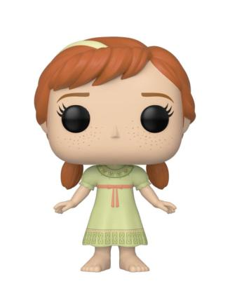 x_fk40889 Frozen II Funko POP! Disney Figura - Young Anna 9 cm
