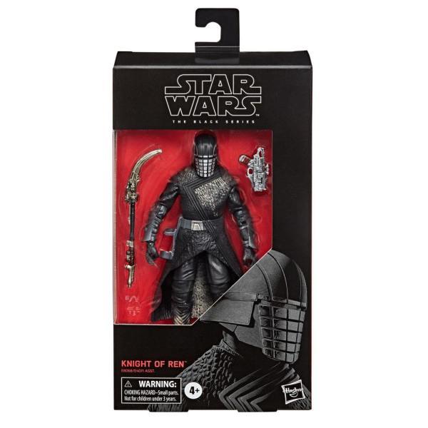 x_hase4071eu43_e Star Wars Black Series Akciófigura - Knight of Ren (Episode IX) 15 cm