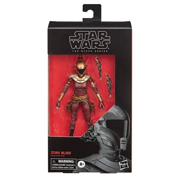 x_hase4071eu43_g Star Wars Black Series Akciófigura - Zorii Bliss (Episode IX) 15 cm