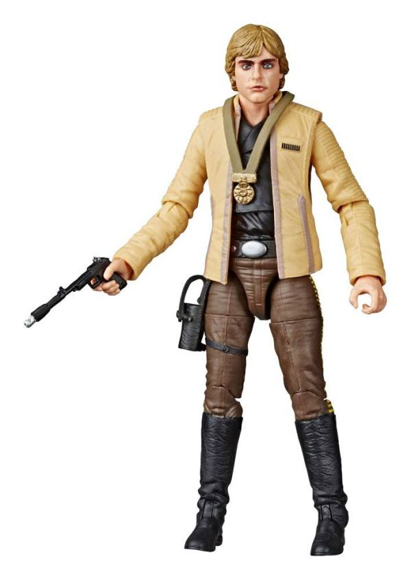 Star Wars Black Series Akciófigura - Luke Skywalker (Yavin Ceremony) (Episode IV) 15 cm