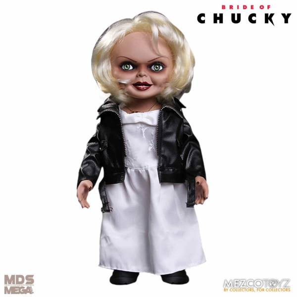x_mez78015 Bride of Chucky - Talking Tiffany Doll 38 cm