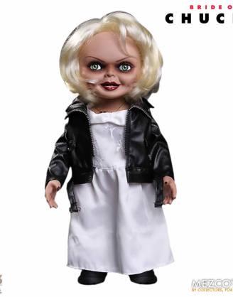 x_mez78015 Bride of Chucky - Talking Tiffany Doll 38 cm