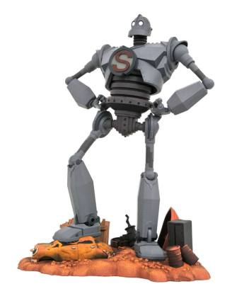 The Iron Giant Gallery PVC Szobor - Superman 25 cm