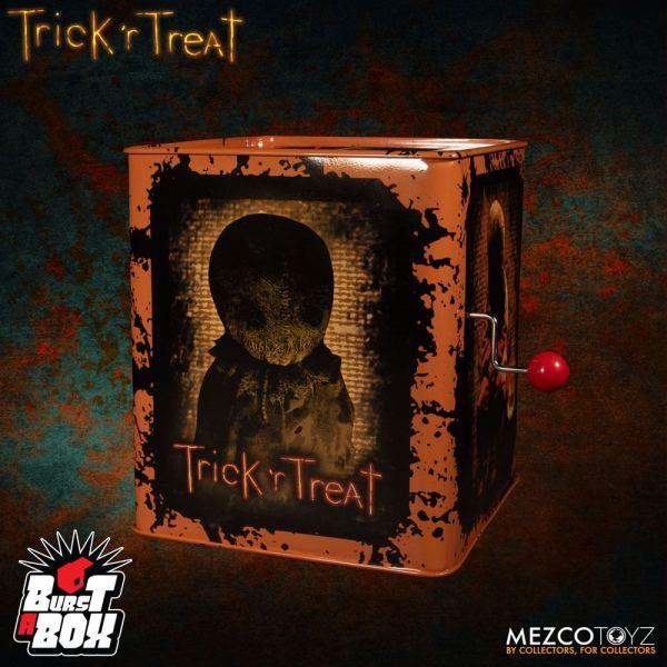 x_mez20420 Trick R Treat Burst-A-Box Music Box Sam 36 cm