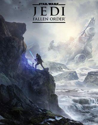 Star Wars Jedi Fallen Order poszter - Landscape 61 x 91 cm
