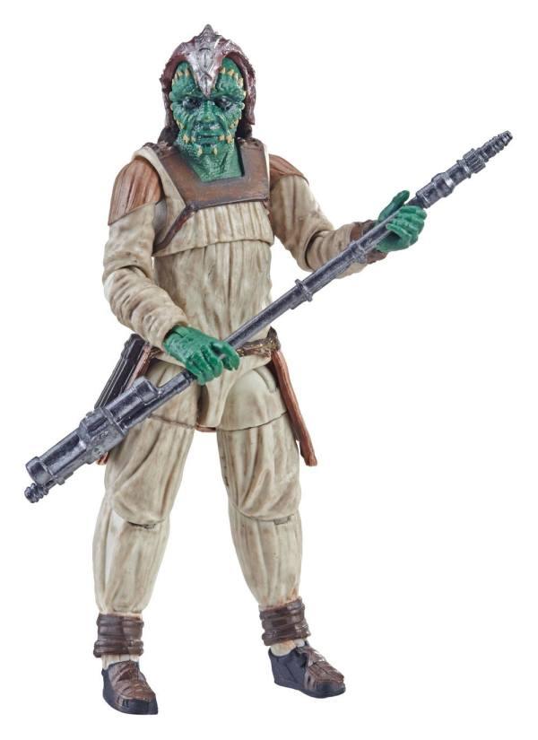 Star Wars Episode VI Vintage Collection Akciófigura 2019 - Klaatu (Skiff Guard) 10 cm