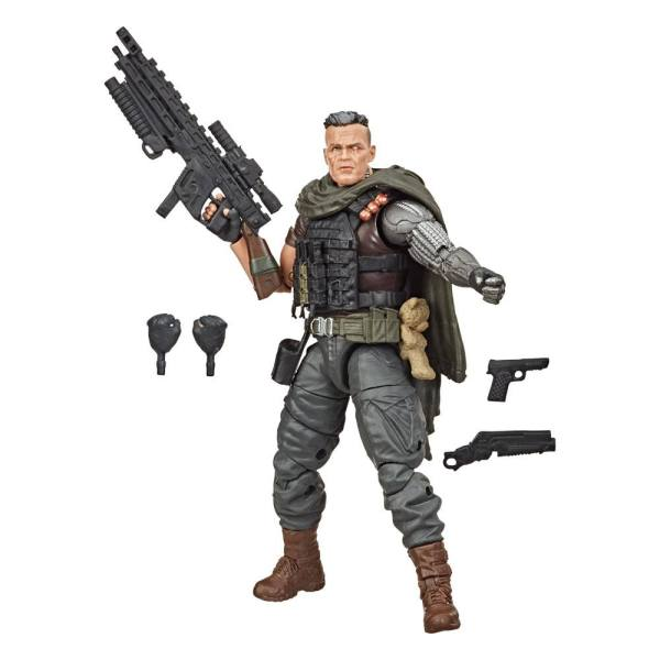 Deadpool 2 Marvel Legends Series Akciófigura - Cable 15 cm