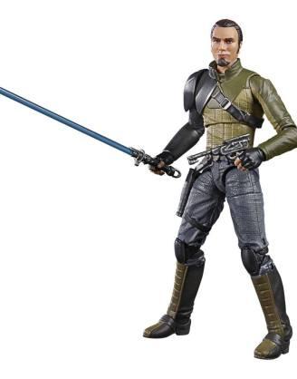 Star Wars Rebels Black Series Akciófigura - Kanan Jarrus 15 cm
