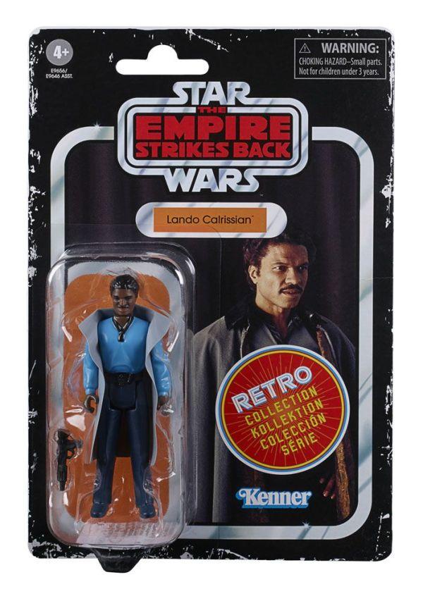 x_hase9646eu40_q Star Wars Episode V Retro Collection Akciófigura 2020 - Lando Calrissian 10 cm