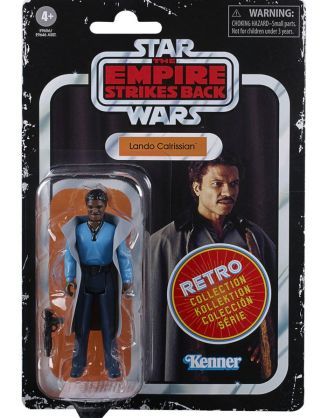 x_hase9646eu40_q Star Wars Episode V Retro Collection Akciófigura 2020 - Lando Calrissian 10 cm