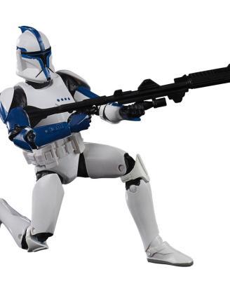 x_hase9928 Star Wars Episode II Black Series Akciófigura 2020 Phase I - Clone Trooper Lieutenant 15 cm