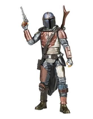 Star Wars The Mandalorian Vintage Collection Carbonized Action Figure 2020 The Mandalorian 10 cm