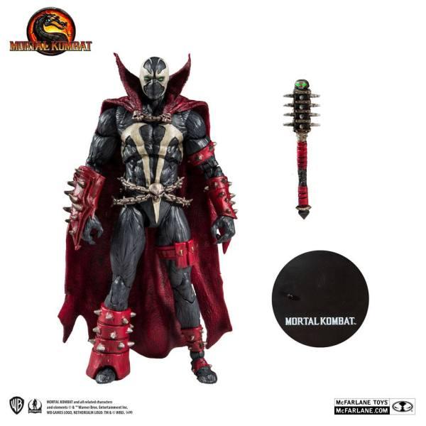 Mortal Kombat 11 Akciófigura - Spawn 18 cm