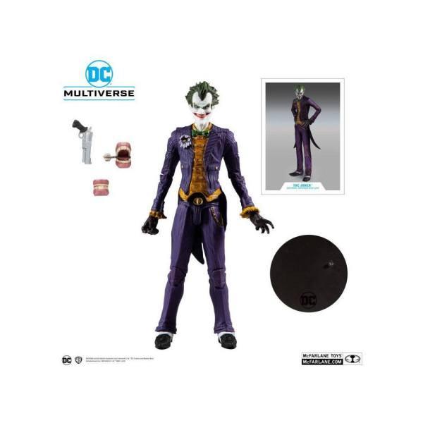 x_mcf15348-8 DC Multiverse Action Figure Collector Multipack Arkham Asylum Batman VS Arkham Asylum Joker 18 cm