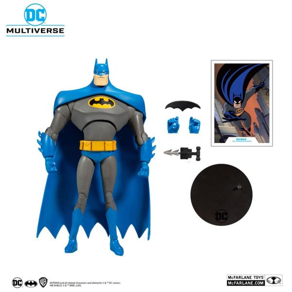 x_mcf15506-8 Batman Variant Blue/Gray