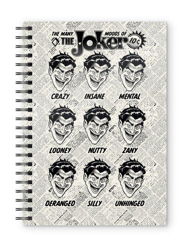 DC Comics Jegyzetfüzet - Joker
