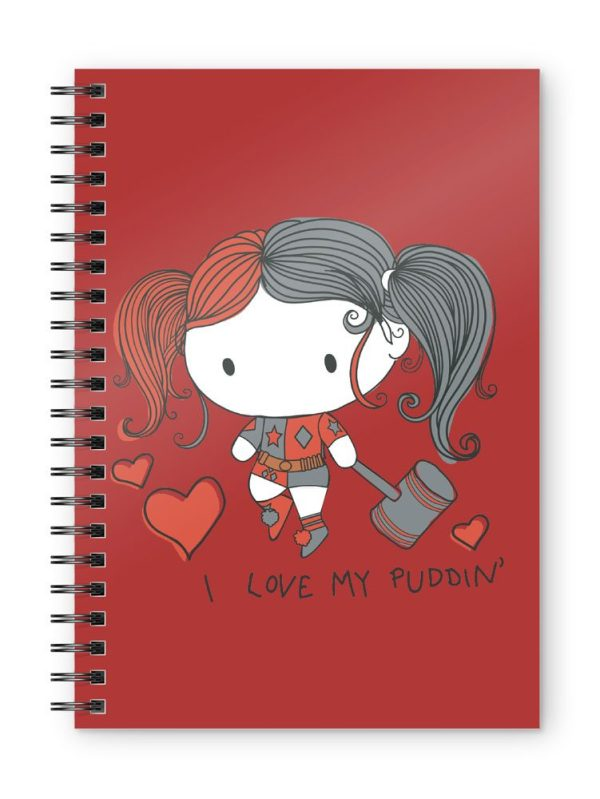 x_sdtwrn24042 Harley Quinn Chibi Puddin