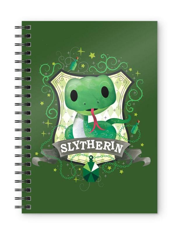 x_sdtwrn24047 Harry Potter Jegyzetfüzet - Slytherin Kids