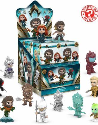 Aquaman Movie Mystery Mini Figura 5 cm