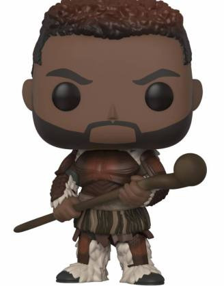 x_fk33283 Marvel Comics Black Panther Funko POP! Figura - M'Baku 9 cm