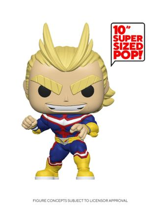 My Hero Academia Super Sized POP! Animation Vinyl Figure All Might 25 cm