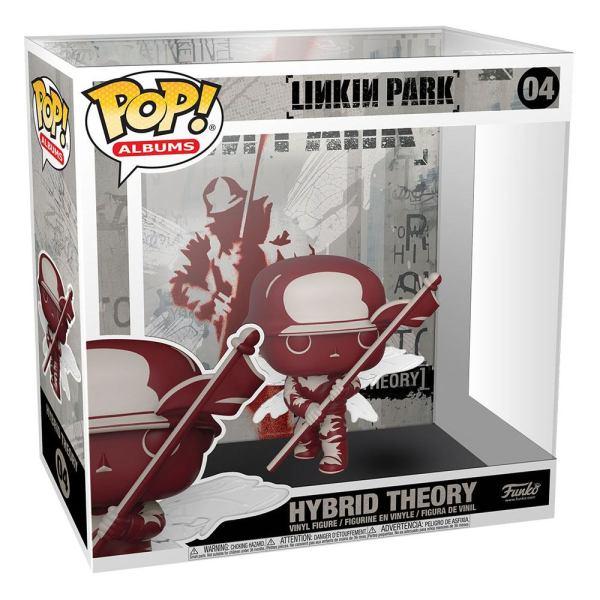 Linkin Park POP! Albums Figura – Hybrid Theory 9 cm - fk52965