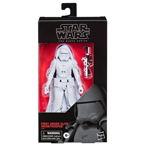 x_hase7205 (1) Star Wars Episode IX Black Series Akciófigura - First Order Elite Snowtrooper Exclusive 15 cm