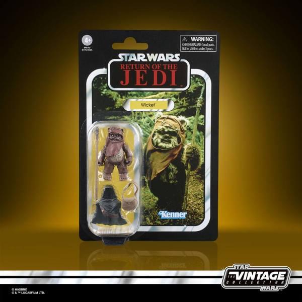 Star Wars Vintage Collection Akciófigura - 2020 Wicket (Episode VI)