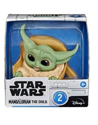Star Wars Mandalorian Bounty Collection Figura - The Child Speeder Ride