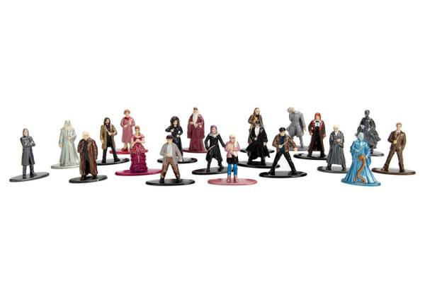 Harry Potter Nano Metalfigs Diecast Mini Figurák 20-Pack Wave 2 4 cm