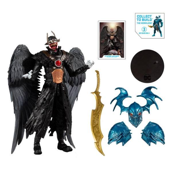 x_mcf15421-4 DC Multiverse Build A Akciófigura - Batman Who Laughs (Hawkman #18 (2019) 18 cm