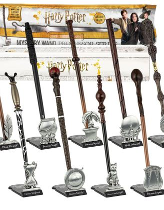 Harry Potter PVC Mystery Wands Replica vol 3 - The Professor Serie varázspálca 30 cm