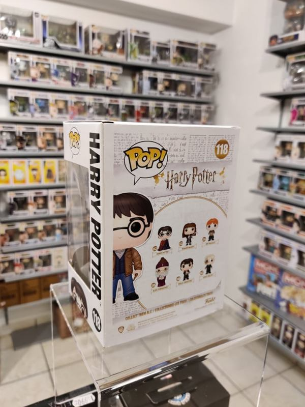 Harry Potter Funko POP! Figura - Harry Potter with 2 Wands (Exclusive)
