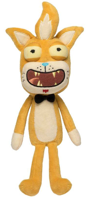 Rick & Morty Galactic Plushies Plush Figure Squanchy 18 cm