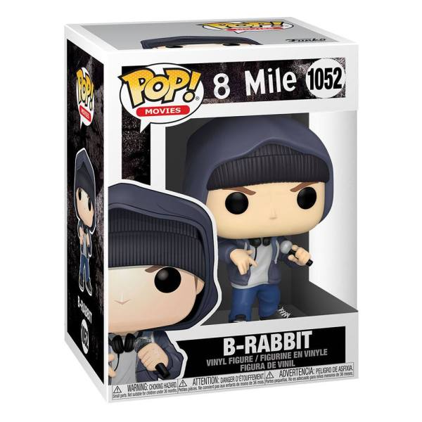 8 Mile POP! Movies Vinyl Figure Eminem B-Rabbit 9 cm - fk35545_a