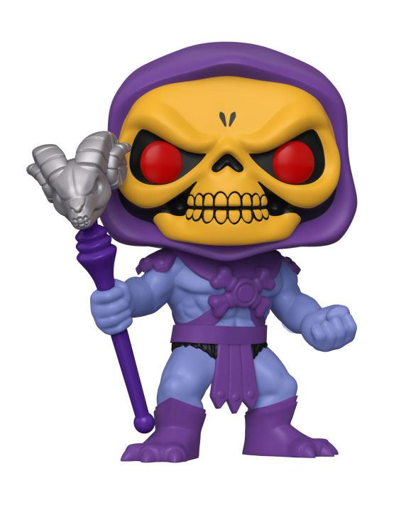 x_fk47678 Masters of the Universe Super Sized Funko POP! Animation Vinyl Figura - Skeletor 25 cm
