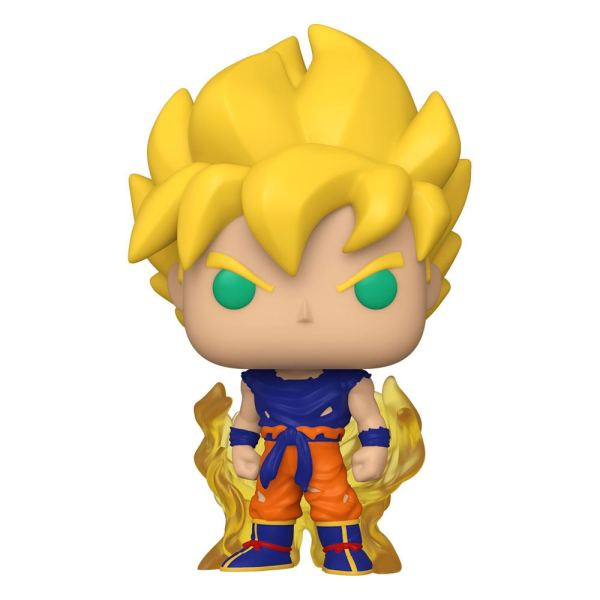 x_fk48600 Dragonball Z Funko POP! Figura - SS Goku (First Appearance) 9 cm