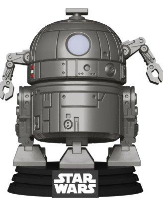 Star Wars Concept POP! Star Wars Vinyl Figure R2-D2 9 cm - fk50111