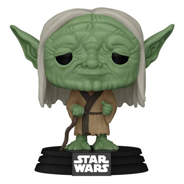 Star Wars Concept POP! Star Wars Vinyl Figure Yoda 9 cm - fk50112_a