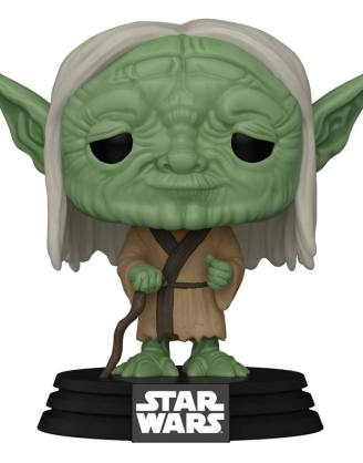 Star Wars Concept POP! Star Wars Vinyl Figure Yoda 9 cm - fk50112_a