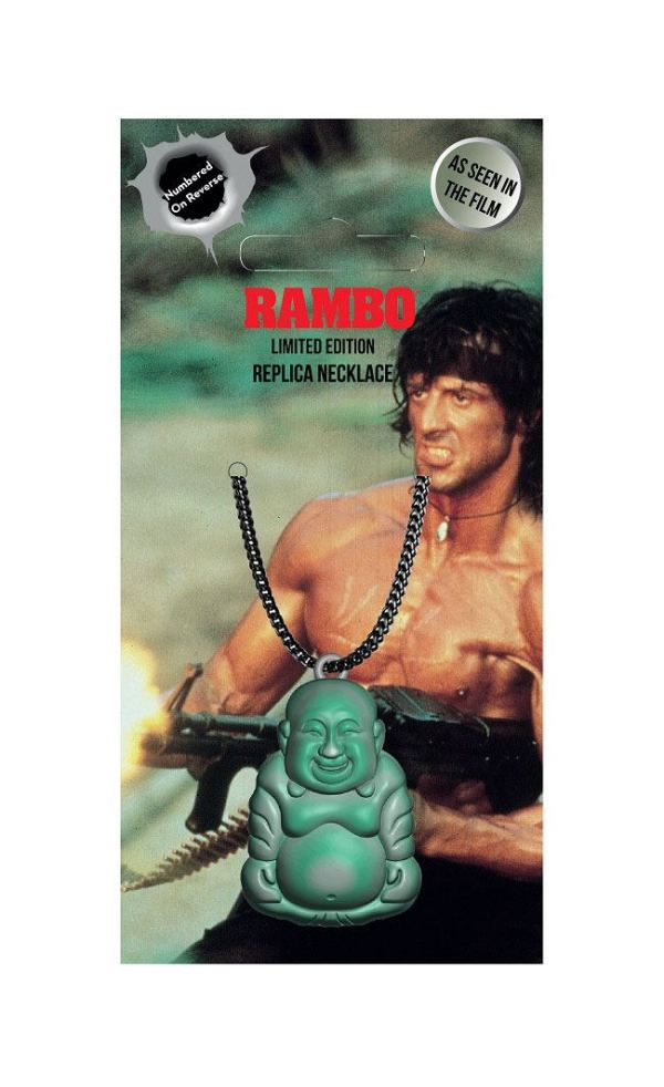 Rambo Limited Edition nyaklánc