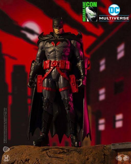 DC Multiverse Action Figure Flashpoint Batman 18 cm - MCF15011-7
