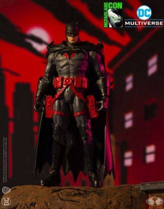 DC Multiverse Action Figure Flashpoint Batman 18 cm - MCF15011-7