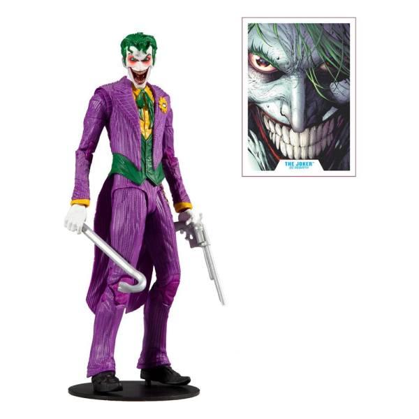 x_mcf15132-9_h DC Multiverse Akciófigura - Modern Comic Joker 18 cm