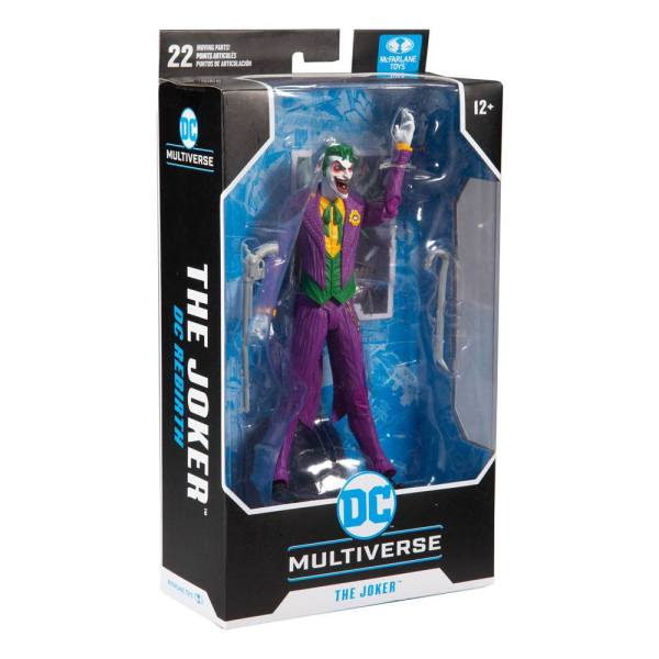 DC Multiverse Akciófigura - Modern Comic Joker 18 cm