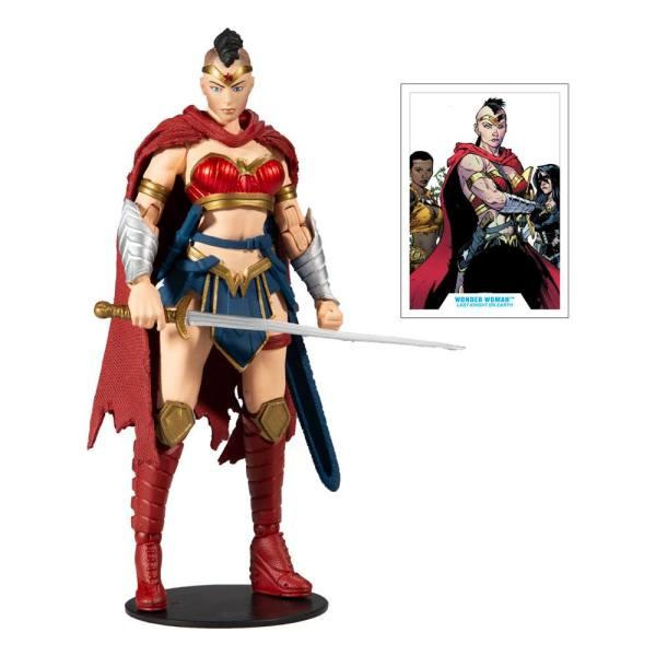 DC Multiverse Build A Action Figure Wonder Woman 18 cm - mcf15427-6