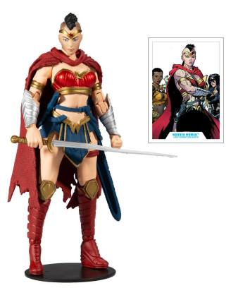 DC Multiverse Build A Action Figure Wonder Woman 18 cm - mcf15427-6